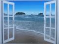 Windows on Whanga