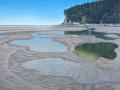 Estuary end Whangamata