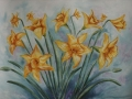 The daffodil painting - 1997