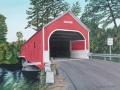 Covered bridge - Keene, New Hampshire